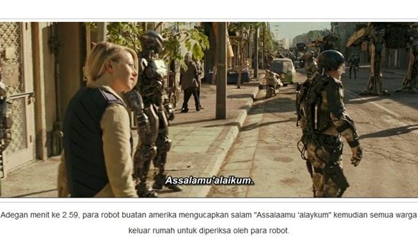 Film Robocop 2014 Lecehkan Islam 1