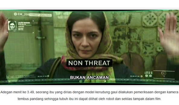 Film Robocop 2014 Lecehkan Islam 2