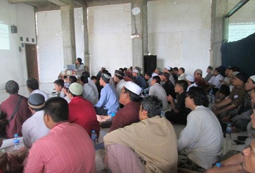 Kajian Membongkar Khilafah Al Baghdadi di Weleri Foto 2