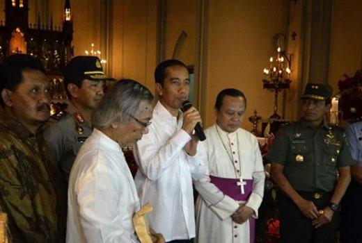 Presiden Jokowi Diagendakan Buka Acara Pesta Paduan Suara Gerejawi