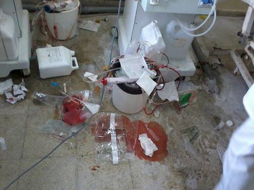 rumah sakit di gaza kritis 3
