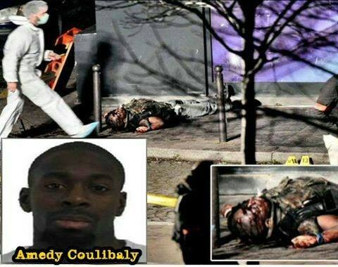 Amedy Coulibaly Paris IS