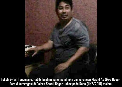 Habib Ibrahim Tokoh Syi'ah Tangerang