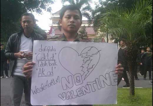 Santri Al Mukmin Solo Tolak Valentine Day 7