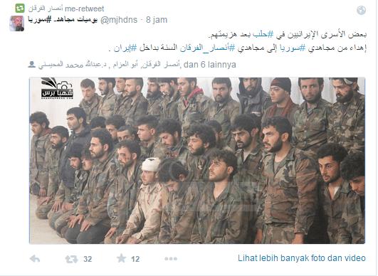 tentara iran syiah