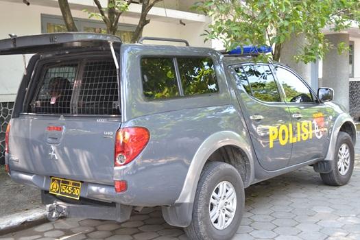 Aparat Polresta Solo di PN Solo 1