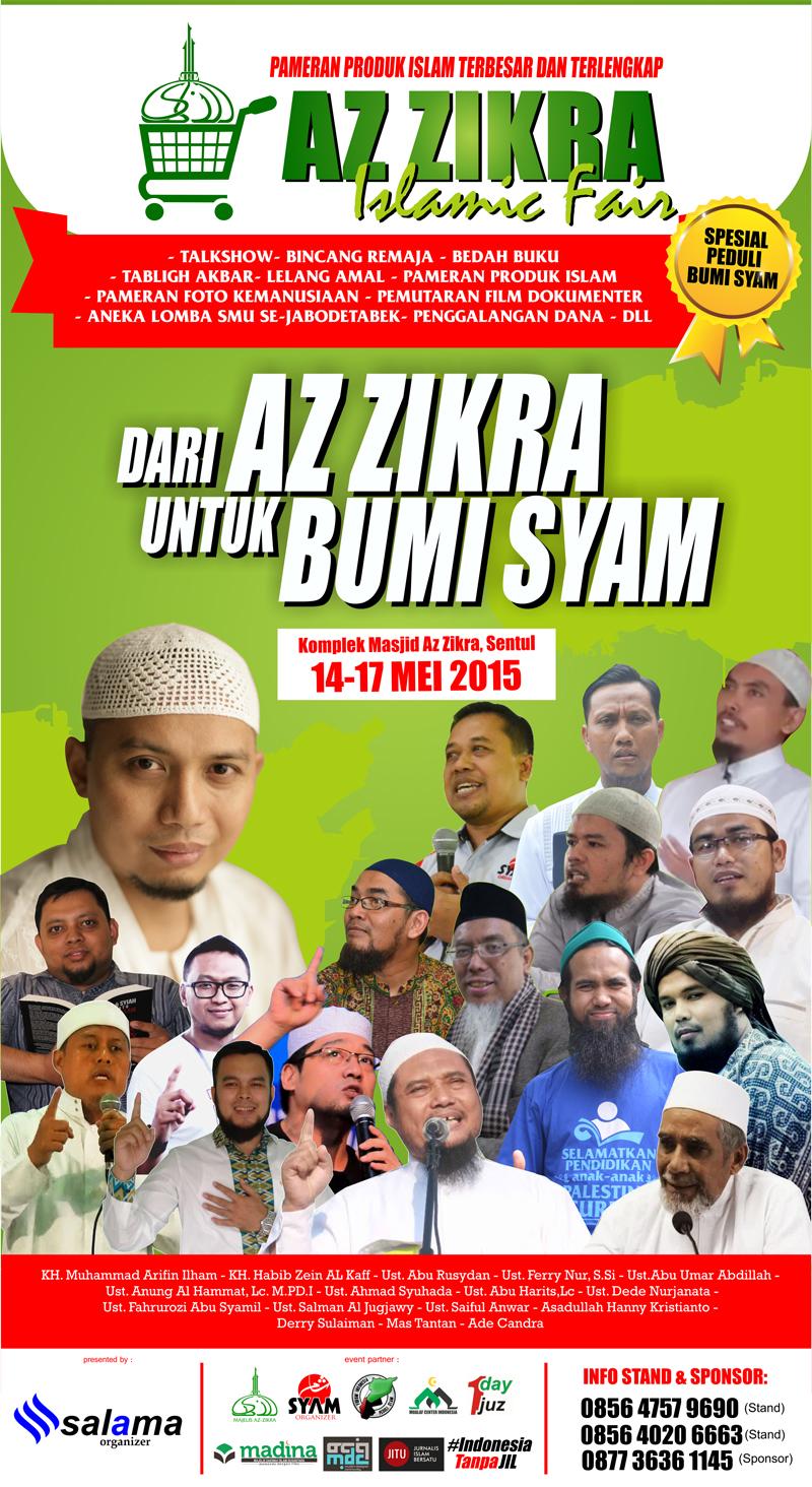 az zikra Islamic Fair 2