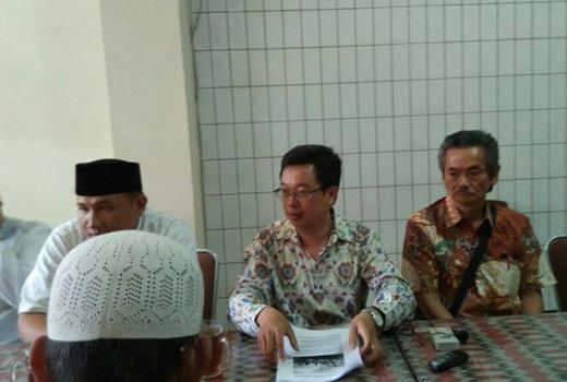 Aksi Solidaritas Umat Islam Solo Untuk Muslim Rohingya 2 - Tokoh Walubi Solo