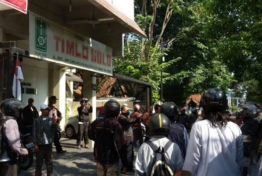 Aksi Solidaritas Umat Islam Solo Untuk Muslim Rohingya 5