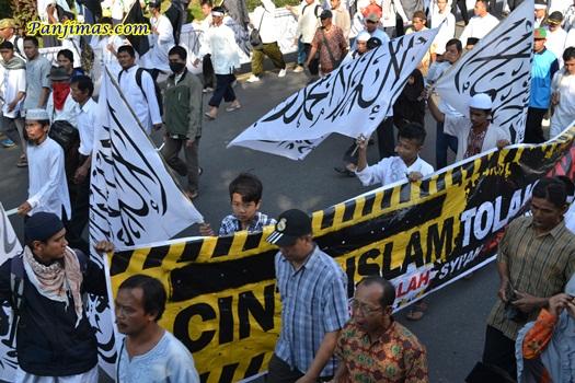 Cinta Islam Tolak Syi'ah dari FKAM