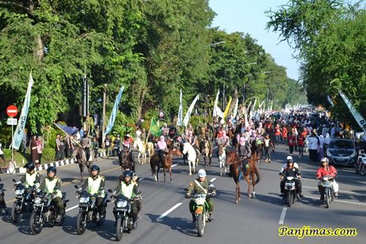 Parade Tauhid di Solo 14