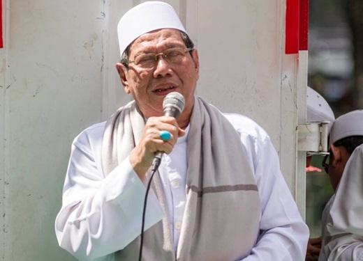 KH Maulana Kamal Yusuf Rais Syuriah PWNU Jakarta