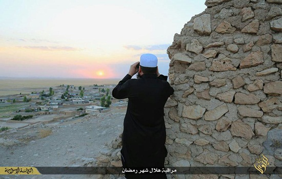 Pantauan Hilal Ramadhan 1436 H oleh Islamic State (IS) 1