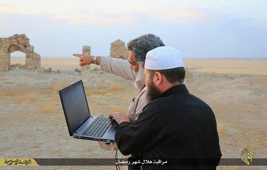 Pantauan Hilal Ramadhan 1436 H oleh Islamic State (IS) 2