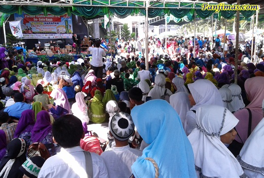 Parade Tauhid Santri TPA-TPQ se-Kabupaten Klaten 1