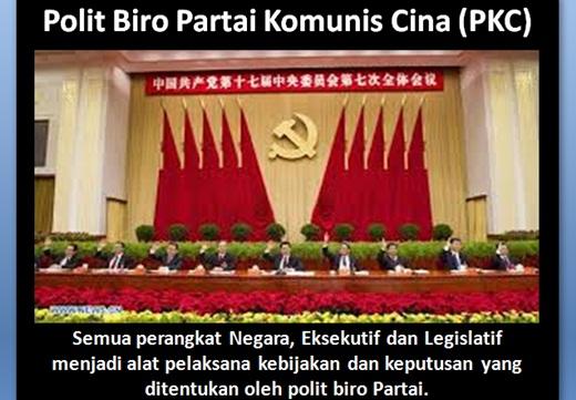 Polit Biro Petugas Partai PKC