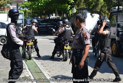 Sidang lanjutan aktivis Anti Miras Kota Solo 5