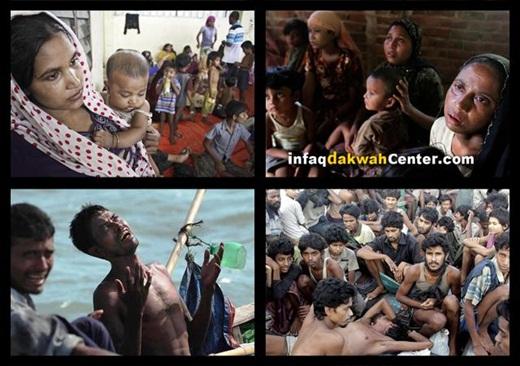 Warga Muslim Rohingya - IDC 3
