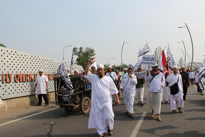 Parade Tauhid Bekasi 5