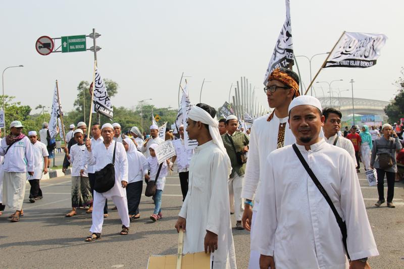 Parade Tauhid Bekasi Ustadz Abu Al Izz