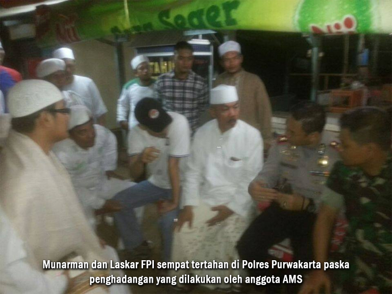 FPI Munarman