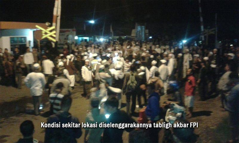 Tabligh Akbar FPI Purwakarta