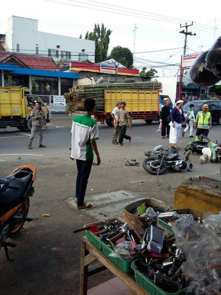 Tabligh Akbar FPI di Purwakarta diganggu perusuh 1