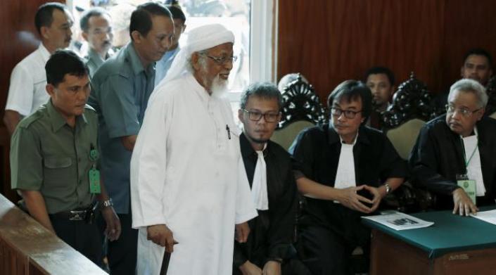 Ustadz Abu Bakar Ba'asyir 6