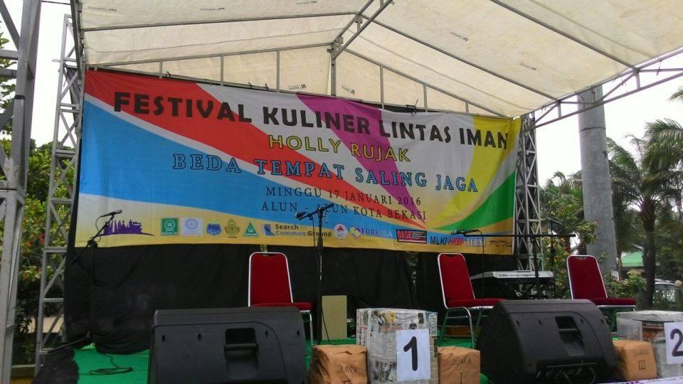 festival kuliner lintas iman