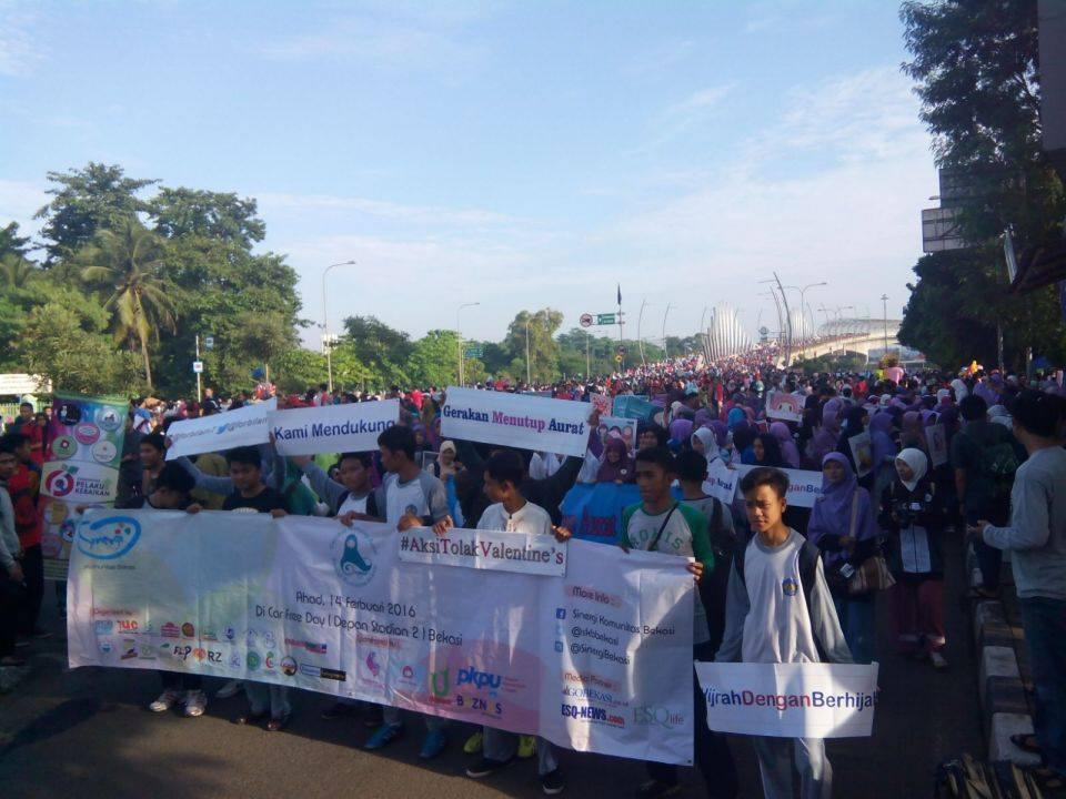 GEMA di CFD Bekasi