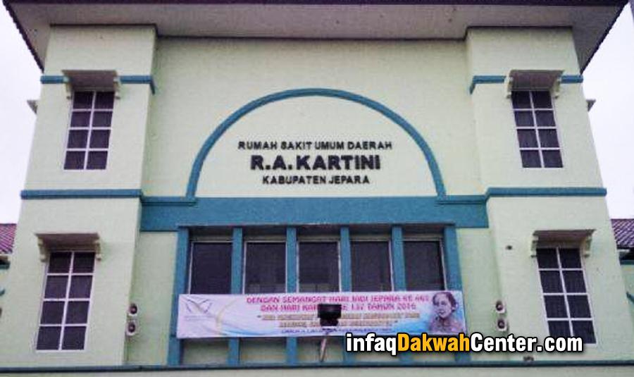 RS Kartini Jepara, tempat Ustadz Iqbal dirawat