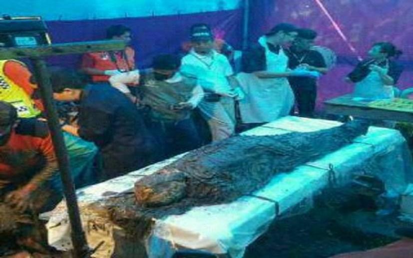 Autopsi Jenazah Siyono