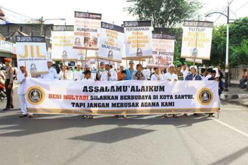 Umat Islam Purwakarta gelar Parade Tauhid ke dua2