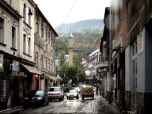 Sarajewskie uliczki