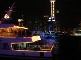 Statki wycieczkowe n Huangpu