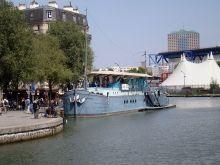 Kanał de l'Ourcq