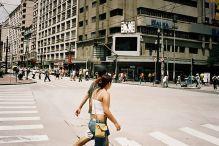 São Paulo- ulica Cel. Xavier de Toledo