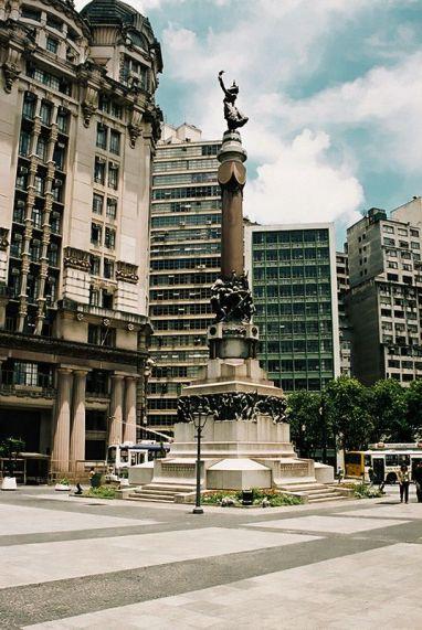 São Paulo- plac- Pe. Manoel da Nóbrega