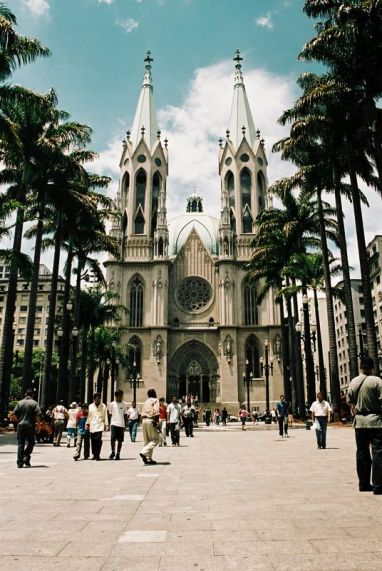 São Paulo- katedra
