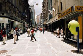 São Paulo- centrum