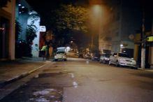 São Paulo- ulica Deputado Lacerda Franco