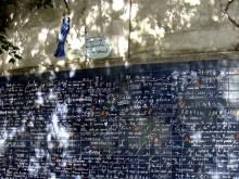 Skwer Rictus przy Rue la Vieuville