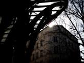 Plac des Abbesses- zabytkowa wiata nad stacją metra