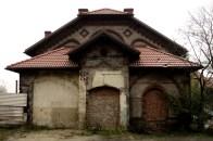 Park Hutniczy- dawna sala gimnastyczna