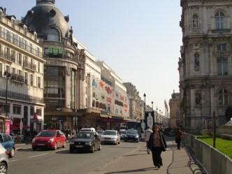 Hôtel de Ville- Rue de Rivoli