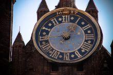 Zegar na Bazylice Mariackiej