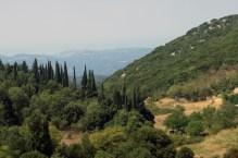 Widok z góry Pantrator