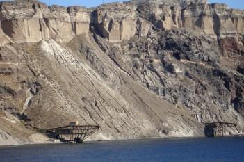 Klify Santorini