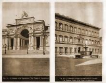 79. Pałac Wystawy ____ 80. Pałac Farnese ( Ambasada Francuska)