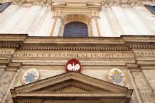 Kościół polski św. Stanisława- Via delle Botteghe Oscure
